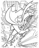 coloriages batman