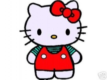 coloriages hello kitty