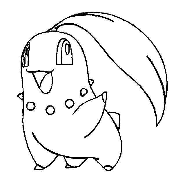 coloriages pokemon 2