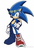 coloriages sonic