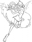 coloriages winx