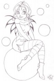 coloriages witch