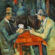 Cézanne - Les joueurs de cartes