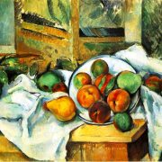 Cézanne - Un coin de table