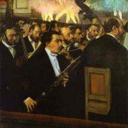 Degas - Orchestre
