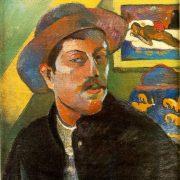 Gauguin - Autoportrait