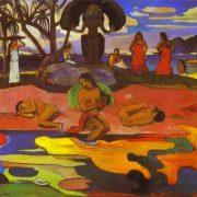 Gauguin - Mahana no atua