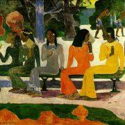 Gauguin - Le jour du marché