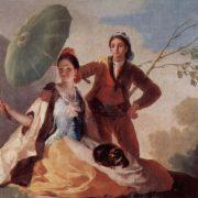 Goya - Le Parasol