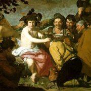 Velasquez - Le festin de Bacchus