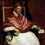 Velasquez- Pape Innocent X