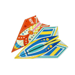 Origami - Pliage Avion en Papier