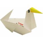 Origami - Pliage canard en Papier