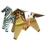 Origami - Pliage Cheval en Papier