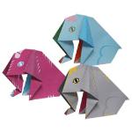 Origami - Pliage Elephant en Papier