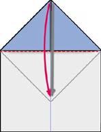 Origami - Pliage avion papier