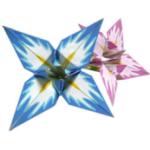 Origami - Pliage Iris en Papier