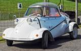 Découpage voiture Messerschmitt