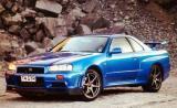 Découpage voiture Nissan Skyline