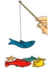 Jeu de pêche à la ligne