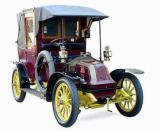 Découpage voiture Taxi de la Marne Renault 1914
