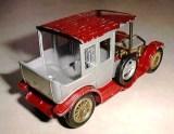 Découpage voiture Rolls Royce 1912